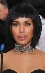 kerry washington hair pin up kerry washington from drugstore beauty products from met gala 2017