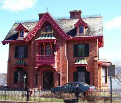 Gothic Revival Homes by 42 Best Carpenter Gothic Images On Pinterest Gothic Revival