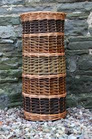 Rattan Baskets by 1526 Best Baskets Images On Pinterest Basket Weaving Basket And