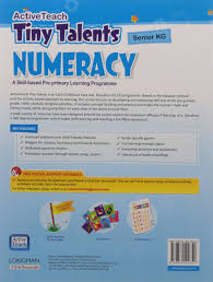 activeteach tiny talents ukg pack literacy numeracy and general