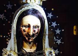 imágenes religiosas que lloran sangre la virgen que llora sangre en zapopan la crónica de hoy jalisco