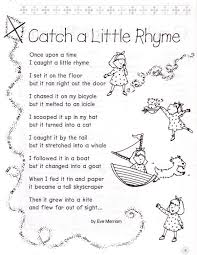 the 25 best rhyming poems ideas on pinterest rhyming poems for