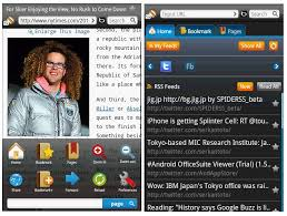 rss reader android spiderss for android browser rss reader and social network