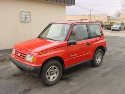 tracker jeep 1991 geo tracker information and photos zombiedrive