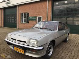 Classic 1980 Opel Manta Coupe For Sale 1441 Dyler