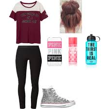 pink clothing s secret pink tag polyvore