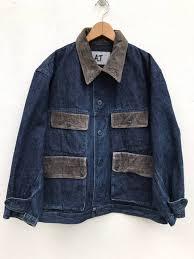 japanese brand japanese brand atsuro tayama denim jacket japan