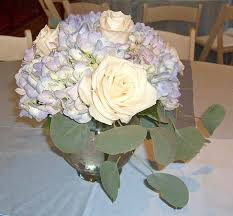 bellevue florist table centerpiece hydrangea and roses in nashville tn the