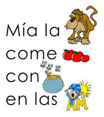 imagenes que empiecen con la letra am rimas en español letra m m www onlinefreespanish com