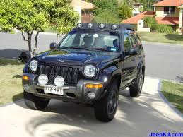 jeep liberty light bar new guy with a liberty and a light bar question jeep liberty