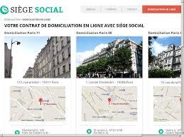 attestation domiciliation si鑒e social domiciliation si鑒e social 28 images domiciliation sociale