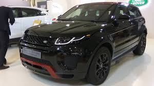 2017 range rover evoque in india youtube