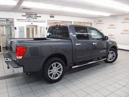 nissan titan rear axle recall 2012 used nissan titan 2wd crew cab swb sv at landers chrysler