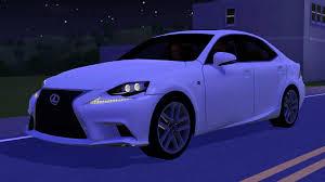 lexus is colors fresh prince creations sims 3 2016 lexus is 350 f sport