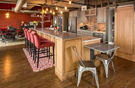 warehouse loft gets a customized makeover stays silent