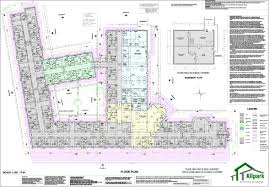 floor plan of nursing home home plan