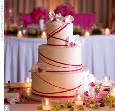 orchid wedding cake weddingbee photo gallery