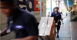 fedex thanksgiving fedex u0027s u0027matrix u0027 sorts millions of packages with thousands of
