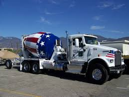 kenworth concrete truck bonanza concrete 2014 kenworth w900s mixer at tfk 2014 youtube
