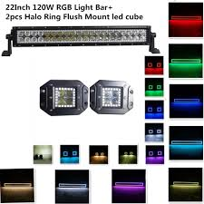 Led Light Bar Color Changing by Compare Prices On Led Angle Eye Online Shopping Buy Low Price Led