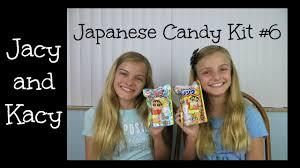 Where To Buy Japanese Candy Kits Japanese Candy Kit 6 Soda Jacy And Kacy Youtube