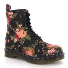 womens boots pretty thing dr martens pascal print i want and hieronymus bosch