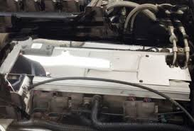 corvette stainless creations corvette c4 1992 chrome intake manifold plenum