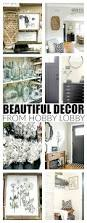beautiful decor and inspiration from hobby lobby little house of