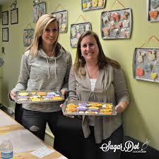 sugar dot cookies halloween cookie decorating parties october 2015
