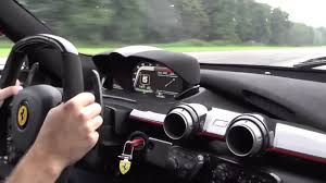 laferrari crash test enjoy this blast to 213 mph in the ferrari laferrari video
