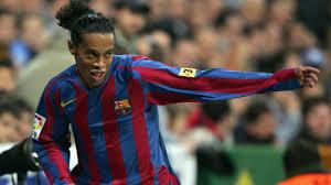 ronaldinho to play jan friendly for ecuador side barcelona espn fc