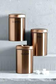 copper canisters kitchen copper canisters kitchen how to style copper in the kitchen copper