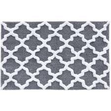 Grey Bathroom Rugs Appealing Grey Bathroom Rugs Simple Ideas Bath 2016 Designs