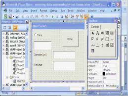 populate a listbox and or textbox with excel worksheet data using