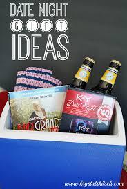 Date Night Basket Date Night Gift Idea For Valentine U0027s Day