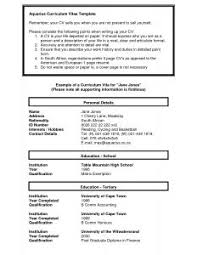 academic cv template word free resume templates sample template word project manager ms
