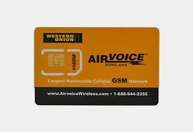 ready prepaid card airvoice wireless unlimited gsm prepaid sim card ready for