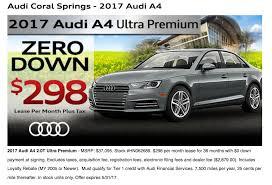 audi lease forum opinions on a 2017 audi a4 ultra premium plus lease ask the