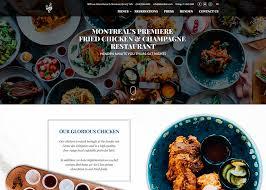 o fr cuisine le bird bar henden awwwards nominee
