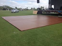 staging dance floor rentals outdoor flooring grimes