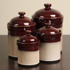 brown canister sets kitchen the uses of glass kitchen canister sets