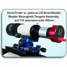 iv finder baader 61mm vario finder with mqr iv finder bracket vario mqr