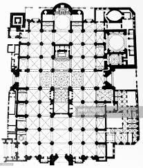 cathedral floor plan cathedral of seville floor plan pictures getty images