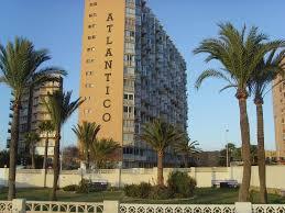Wohnzimmerm El Calpe Apartment Atlantico Calpe Spanien Calpe Booking Com