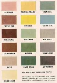 exterior colors for 1960 houses colour pallette flamingo and aqua