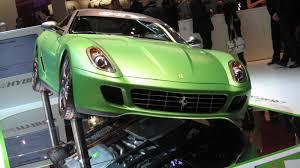 future ferrari ferrari u0027s hybrid future roadshow