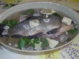 comment cuisiner une carpe tanche au vin blanc mimi cuisine