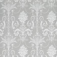 josette steel damask wallpaper at laura ashley