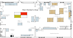 Mezzanine Floor Plan House by Small Woodworking Shop Floor Plans With Original Innovation In