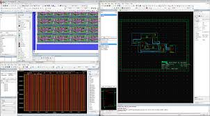 free cmos layout design software tanner ams and mems flows mentor graphics
